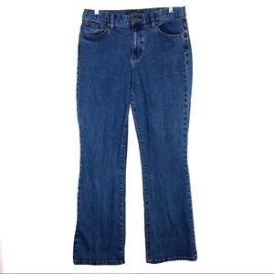 LRL Ralph Lauren Classic Bootcut Jeans Sz 10